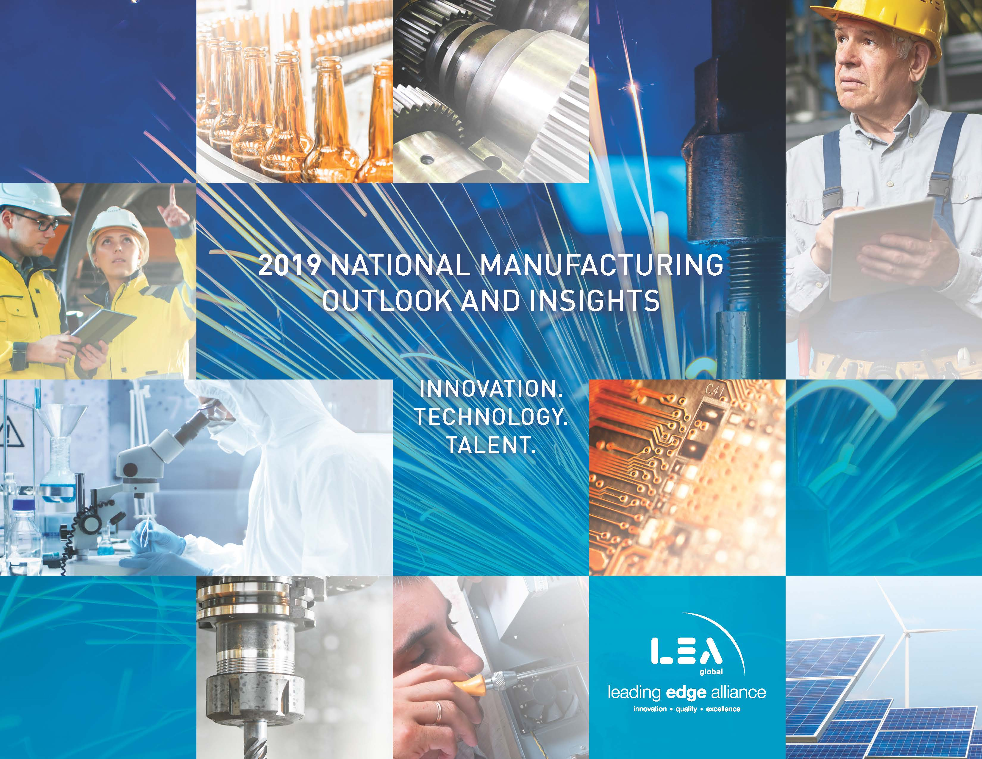 2019 Manufacturing Outlook Survey